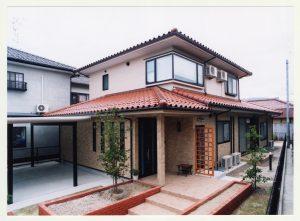 与謝野町2004A邸
