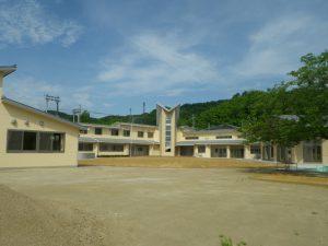 与謝野町立かえでこども園 新築工事(2017年)