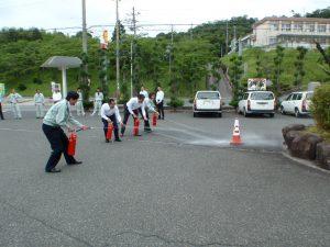 消防訓練スタッフ日記P6160008